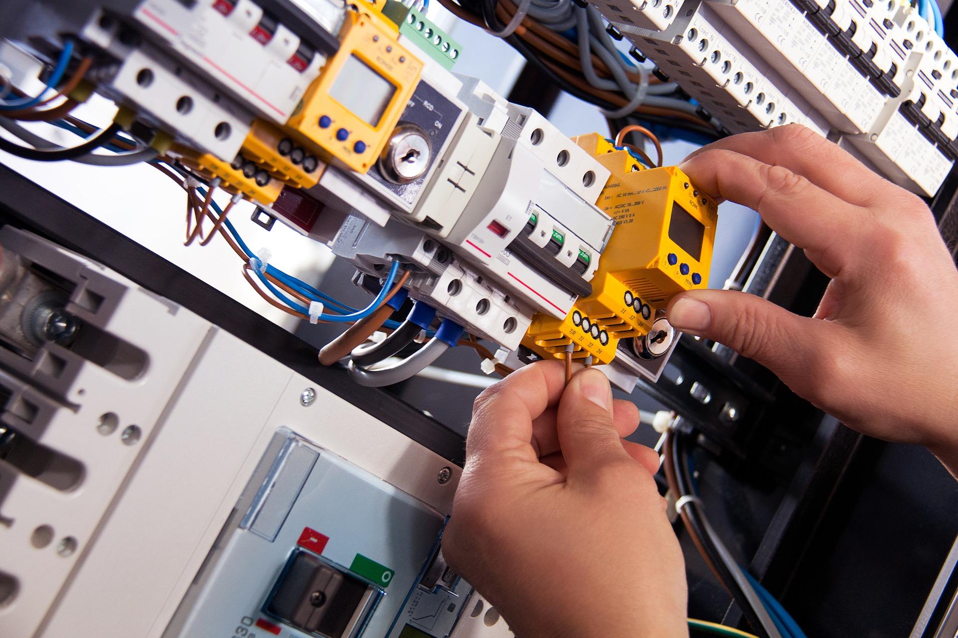 Essentiële zaken van een elektricien